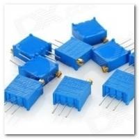 Резисторы подстроечные многооборотные