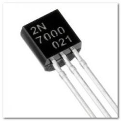 Транзистор полевой N-канал 2N7000