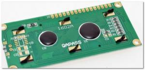 LCD 1602A (HD44780) черный шрифт